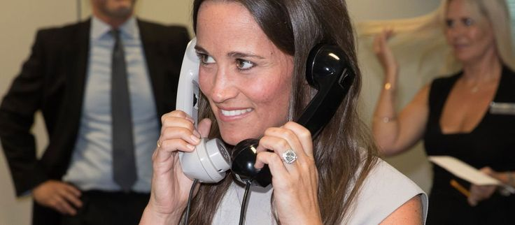 Mariage de Pippa Middleton : Découvrez le prix (exhorbitant) de sa bague de fiançailles