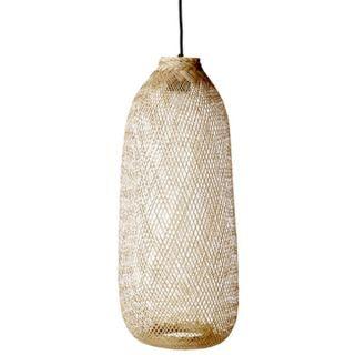 Korblampe aus Bambus zu bestellen bei nordliebe.com