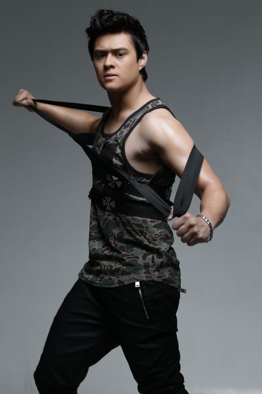 ENRIQUE GIL: A Different Kind of King