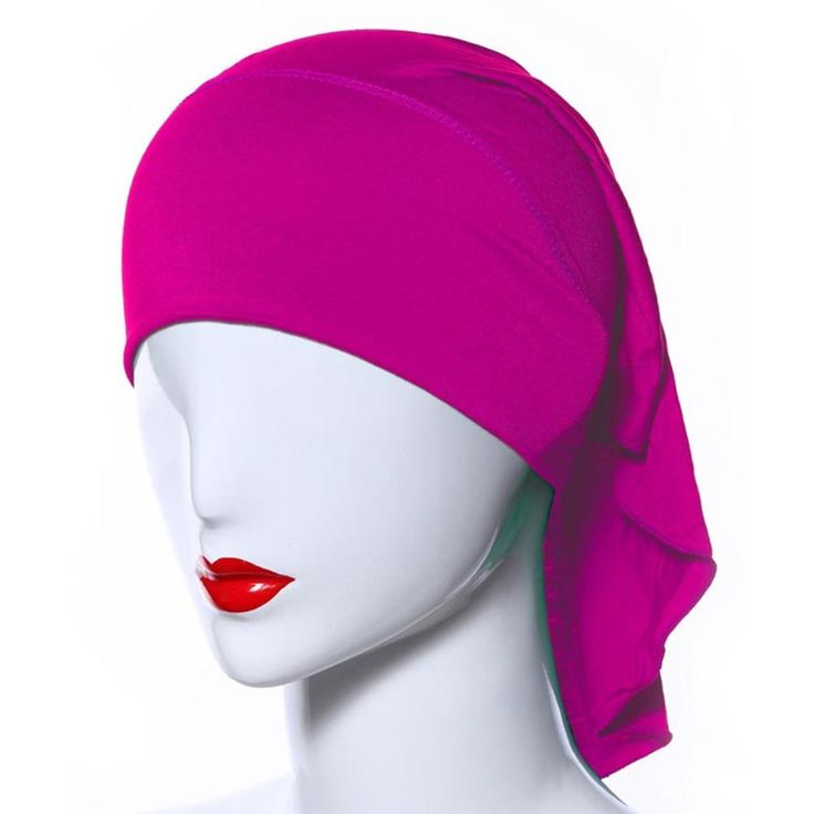 Muslim Women Soft Comfort Inner Hijab Caps Islamic Under scarf Hats 20 Colors New Sale