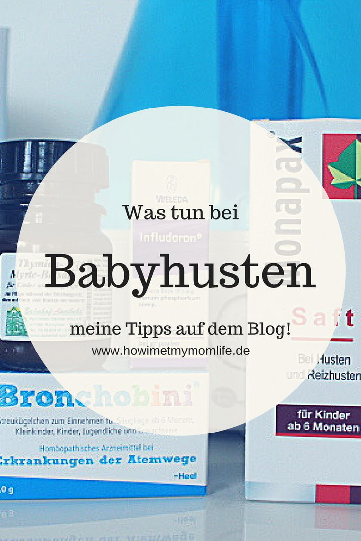 Dein Baby oder Kleinkind hat Husten? Auf meinem Blog habe ich sowohl natürlich Hausmittels als auch Medikamente meiner Wahl zusammengetragen und wünsche euch eine gute Besserung!