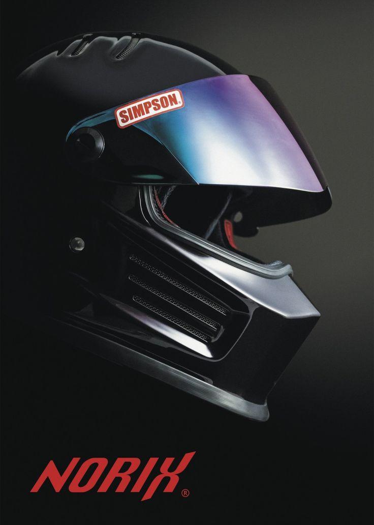 新製品のお知らせ BANDIT (バンディット)   TraderHouse シンプソン ヘルメット Simpson Helmet 国内代理店