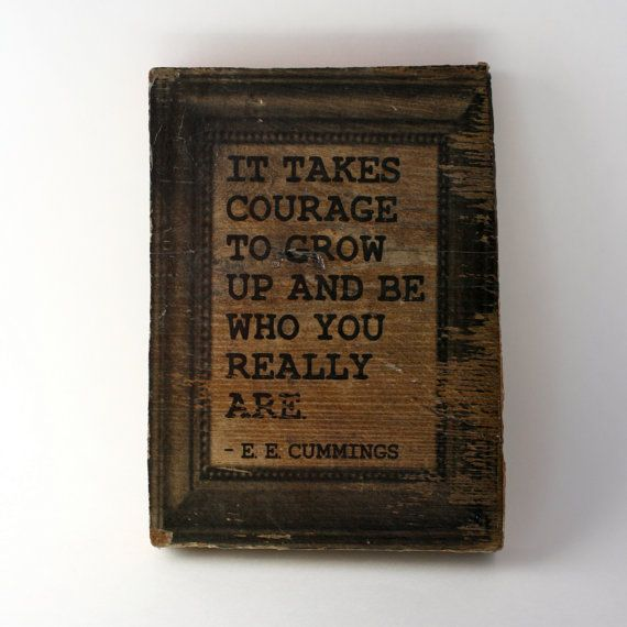 Inspirational Quotes On Wood: 121 Best Wooden Signs Images On Pinterest