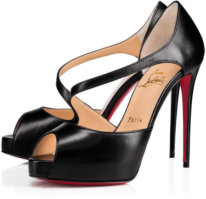d5e1cf24953 Christian Louboutin Catchy Two in 2019 | If the shoe fits ...
