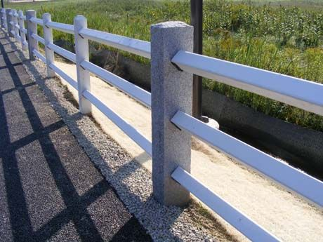12 Best Granite Fence Posts Amp Hitching Posts Images On