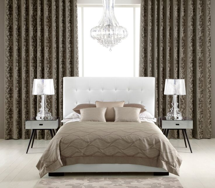 iLiv Boheme Curtains available in three luxurious colour-ways; Mink, Granite and Mocha!