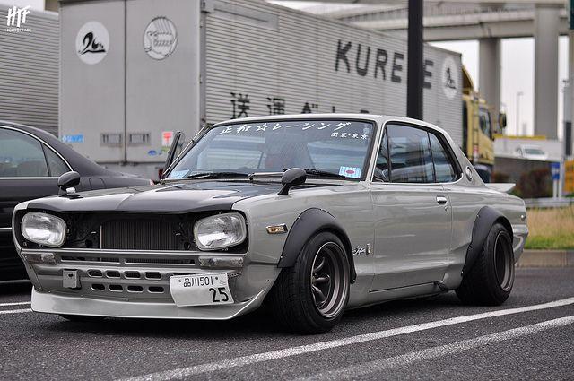 Showa Racing HakosukaCars Collection, Racing Hakosuka, Pink Cars, Showa Racing, Jdm Nissan, Cars Accessories, Japan Cars, Dreams Cars, Nissan Skyline