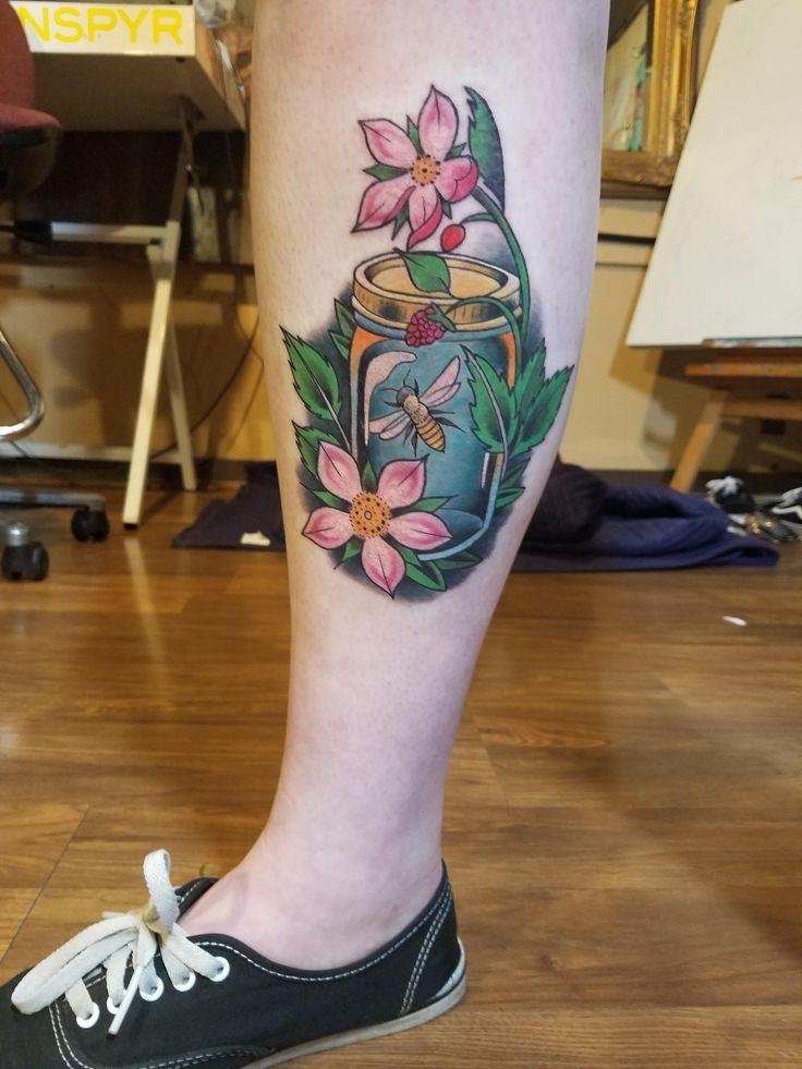 17 best ideas about mason jar tattoo on pinterest home for Renaissance tattoo san clemente