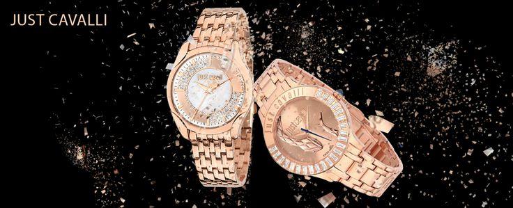 Γυναικεία ρολόγια Just Cavalli με Έκπτωση έως -75%