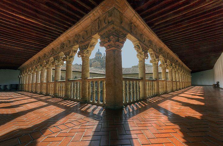 Convento de Santa María o de Dueñas en Salamanca, Arte y sensaciones | Flickr - Photo Sharing!