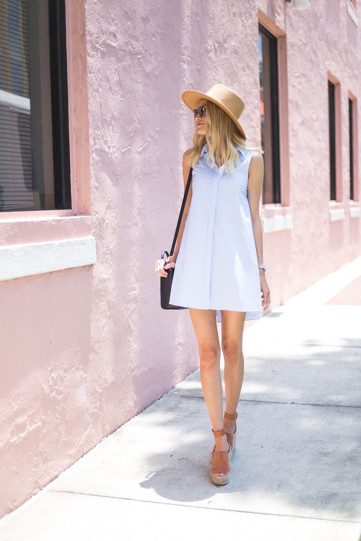 Little Blonde Book by Taylor Morgan | A Life and Style Blog : Alice & Olivia Shirtdress
