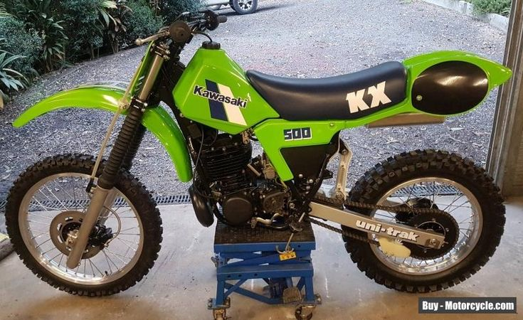 Kx500 1984 Fully Restored May Suit Rm Yz Cr Ktm Buyer