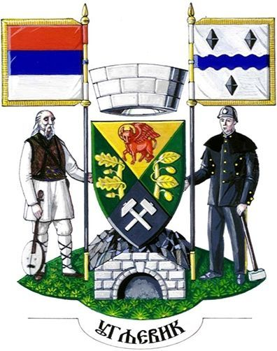 Coat of arms of Ugljevik