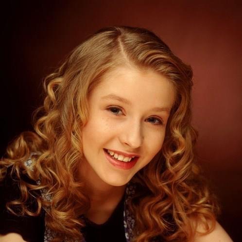 A young Christina Aguilera