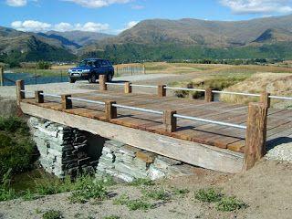 Ironwood Recycled Timbers Ltd | Hardwood | New Zealand: Bridges