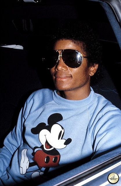 My dream was that he would see me from the window of his limo, stop, roll down the window and ask me if I wanted a ride.