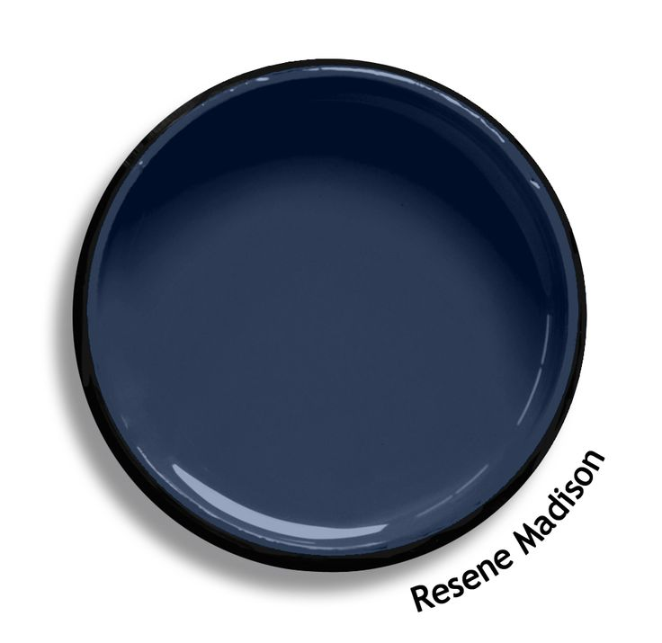 Resene Madison is a deep navy blue. From the Resene Multifinish colour collection. Try a Resene testpot or view a physical sample at your Resene ColorShop or Reseller before making your final colour choice. www.resene.co.nz