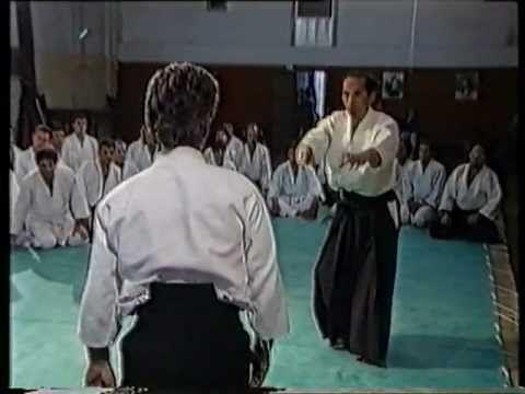 Aikido - Sensei Hiroshi Tada 9° Dan Shihan Aikikai d'Italia