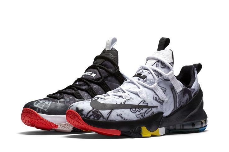 The LeBron James Foundation x Nike LeBron 13 Low - EU Kicks Sneaker Magazine