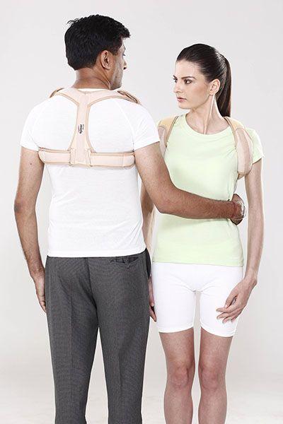 El soporte para clavícula con velcro, es un inteligente y cómodo soporte diseñado para inmovilizar, comprimir y estabilizar fracturas que comprometan la clavícula, o bien como producto auxiliar en la corrección de la postura.