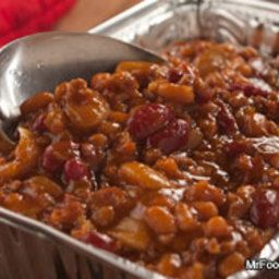 Nothing is more down-home than the wonderful flavors of backwoods country cooking. these Hillbilly Baked Beans are made in a slow cooker and can even be reheated on a grill for a smoky taste that can�t be beat. - Hillbilly Baked Beans