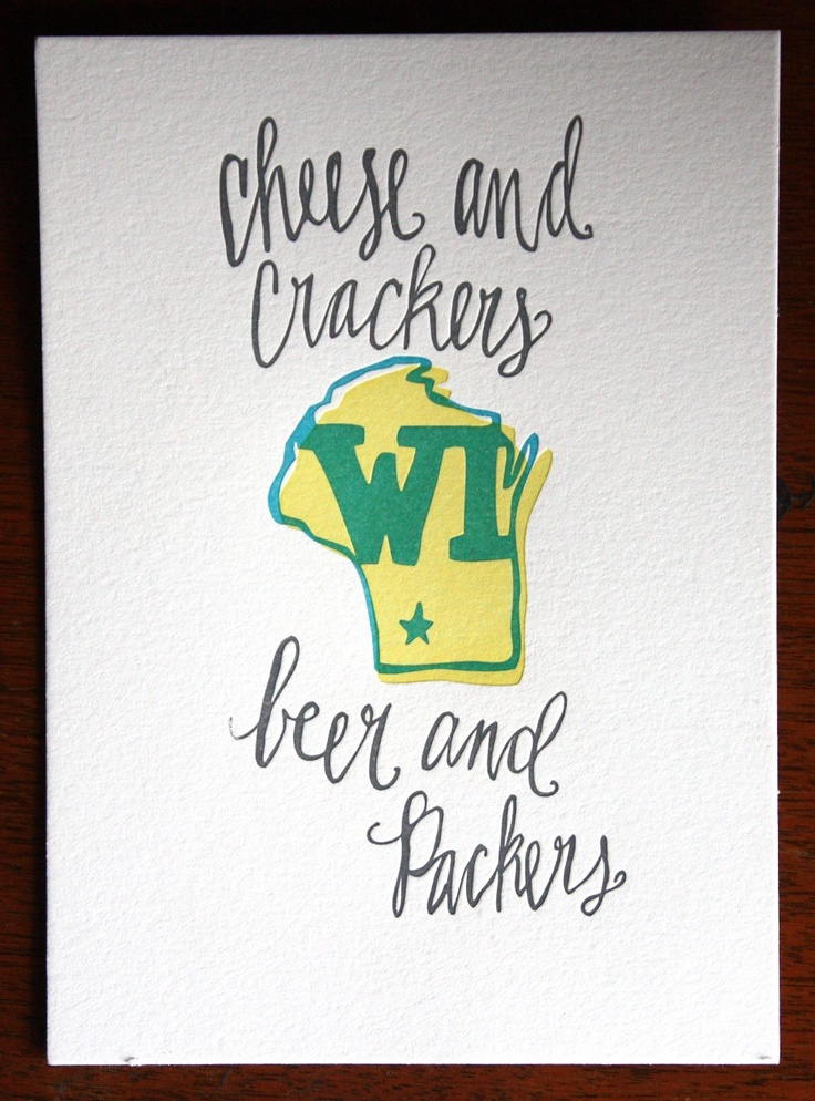 Don't know about the Packers... But Minocqua will always be home!
