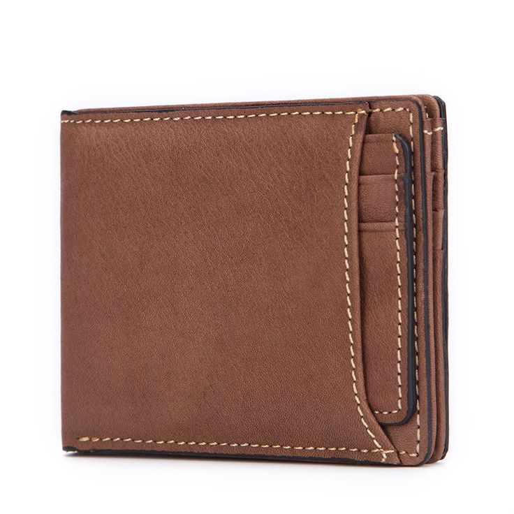 2018 New Wallet Genuine Leather Men Wallets Leisure Style With Detachable Credit…