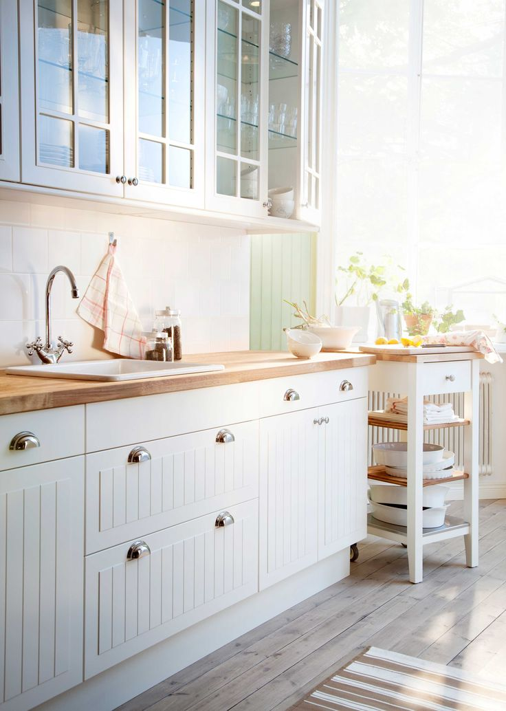17 best ideas about white ikea kitchen on pinterest cottage ikea kitchens ikea kitchen and. Black Bedroom Furniture Sets. Home Design Ideas