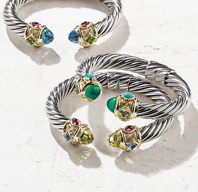 Luxury Designer Jewelry for Men & Women | David Yurman
