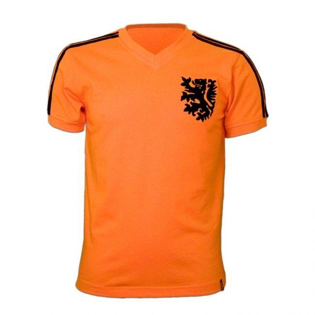 Nederland voetbalshirt WK 1974 (korte mouw)