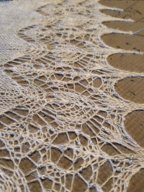 Ravelry: texasjill's Reves d ete test knit