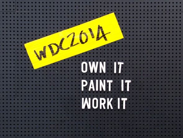 WDC2014 - YELLOW!