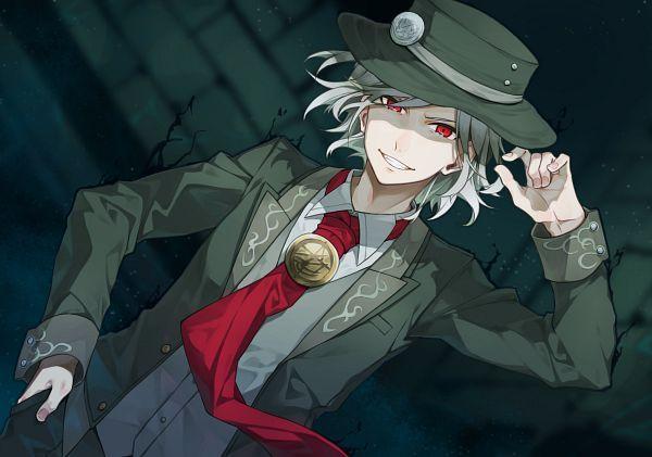 Tags: Anime, Sakino Saku, Fate/Grand Order, Avenger (Edmond Dantès)