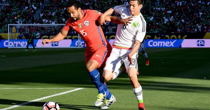 Chile 7, Mexico 0: Mexico's Unbeaten Streak Ends With a Rout