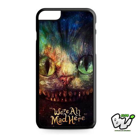 Creshire Cat iPhone 6 Plus | iPhone 6S Plus Case