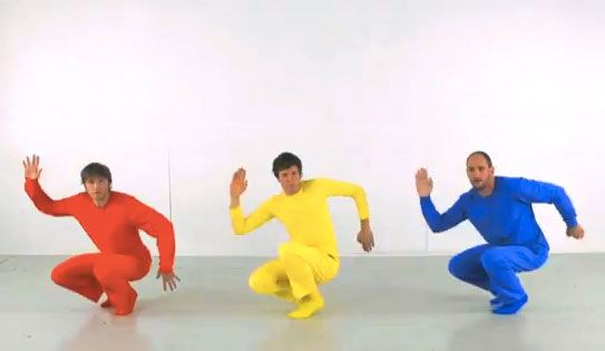 Three Primary Colors: OK Go and Sesame Street Explain Basic Color Theory in Stop-Motion | Brain Pickings