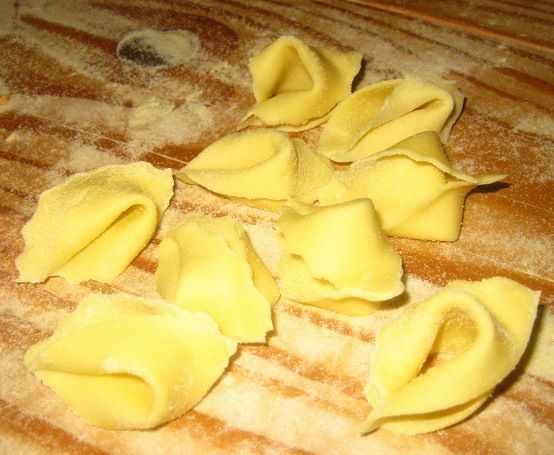 vegan eggless fresh pasta