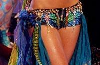 DIY Britney Spears Slave 4 U costume! so cute!