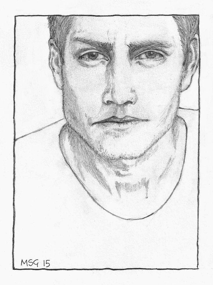 getting my sketching mojo back on #nathanpage