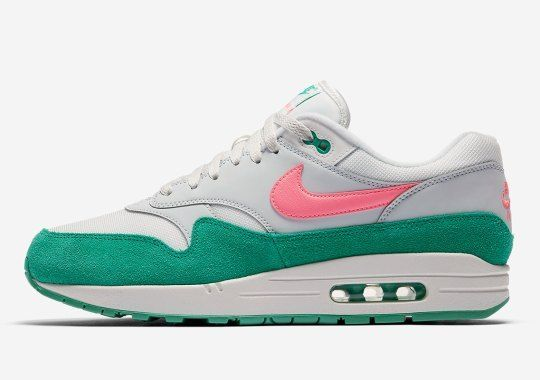 Nike Air Max 1 Watermelon Is Available Now Nike Air Max Air Max Air Max 1