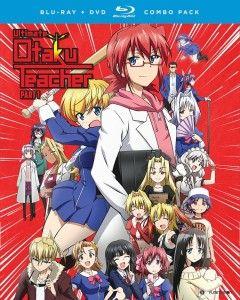 Ultimate Otaku Teacher Season 1 Part 1 Blu-ray Anime Review