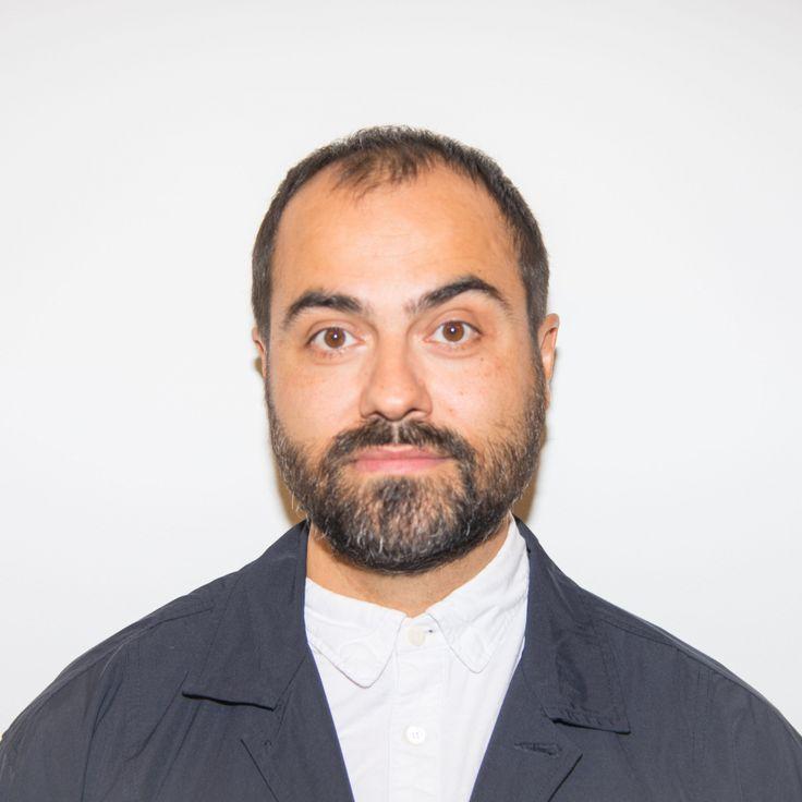 Iván Vidal, director de la escuela IED Visual del IED Madrid viaja con los alumnos de Diseño Gráfico.