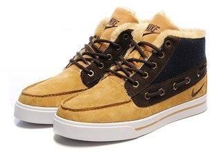 Зимняя обувь мужская nike