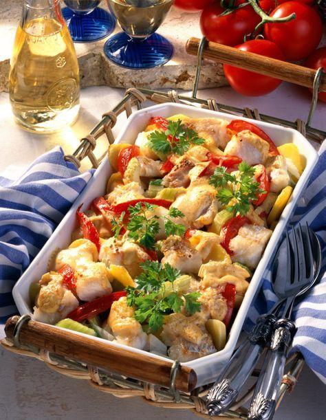 Unser beliebtes Rezept für Würziger Gemüse-Fisch-Auflauf und mehr als 55.000 weitere kostenlose Rezepte auf LECKER.de.