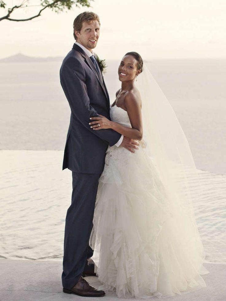 Dirk Nowitzki Jessica Olsson Wedding