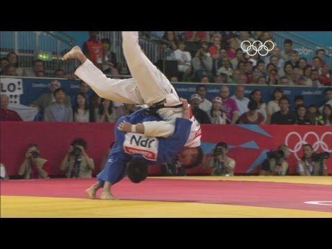 Masashi Ebinuma (JPN) Wins Men's Judo -66kg Bronze B - London 2012 Olympics - YouTube