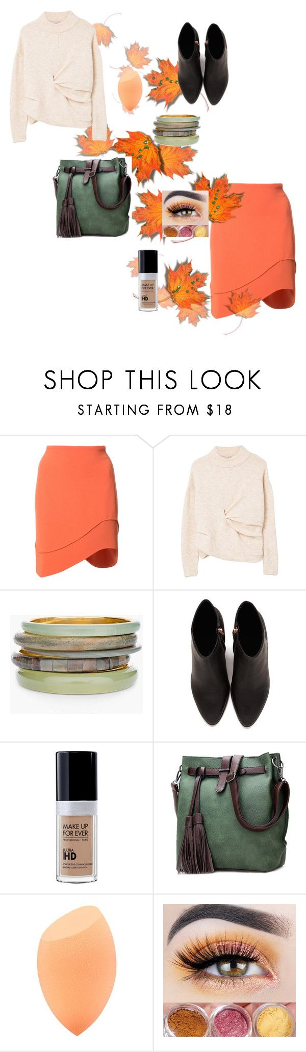 """""""Bez naslova #17"""" by aidaaa1992 ❤ liked on Polyvore featuring Thierry Mugler, MANGO, Chico's and Alexander Wang"""