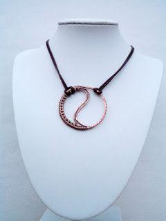 "Sutache Alexandry - unique jewellery: ""Yin - Yang"""
