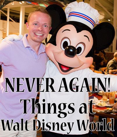 Disney World Tips   Learn from this EXPERIENCED Disney World Visitor (Tom Bricker of Disney Tourist Blog)   Things that you might want to think about twice before doing (especially when there are SO many other things you could do instead at Disney World)!