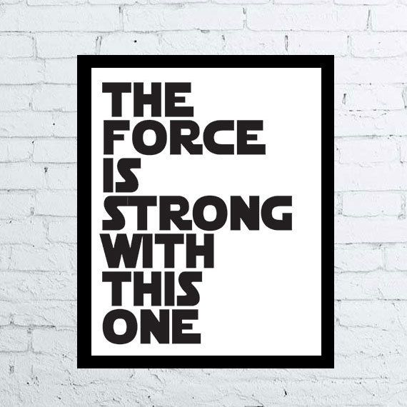 Star Wars Quotes The Force: Best 25+ Darth Vader Poster Ideas On Pinterest